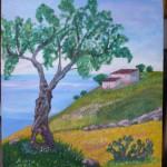 dipinto a olio 30x60